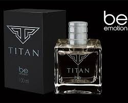 Perfume Titan Be Emotion