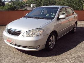 Toyota Corolla Seg 1.8 16v 2006 Aut - Blindagem Nível 3a