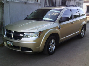 Dodge Journey 2010, 4 Cil, Impecable, $151000 A Tratar