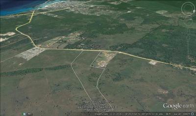 Terreno De 95,350 Mts2 En Boca Chica