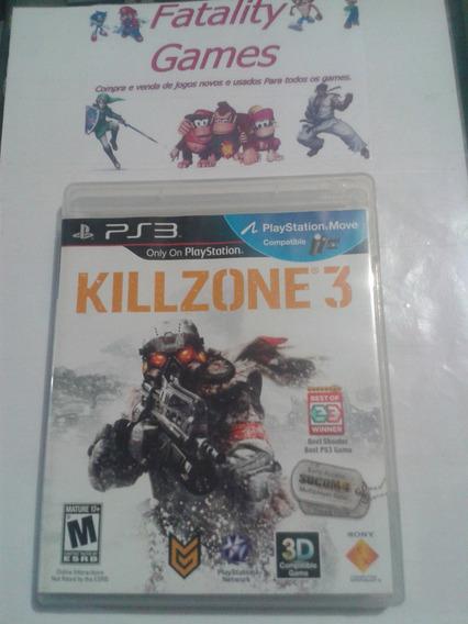 Killzone 3 Para Playstation 3 Original