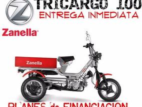 Zanella Tricargo 110 Utilitario 0km 2017