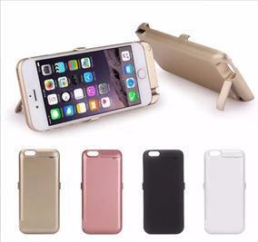 cd831d06837 Funda Cargador iPhone 7 7 Plus 6 6s 6plus + Cristal Templado