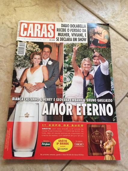 Revista Caras 854 Bianca Castanho Gianecchini Dolabella D504
