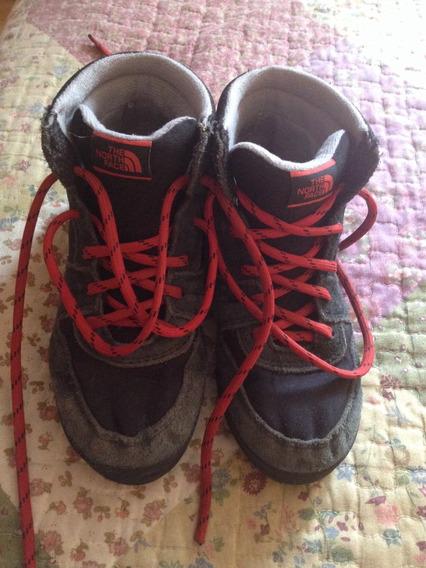 Zapatillas De Niño North Face 33.5