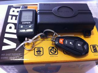 Alarma Viper 3305v 2vias Control De Lcd Envio Gratis