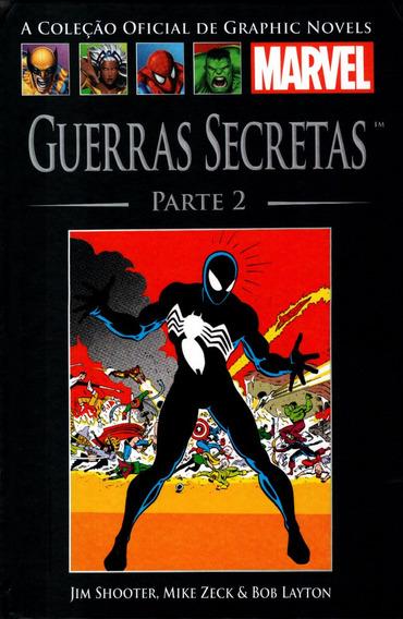 Hqs Guerras Secretas - Parte 2