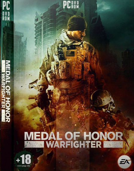 Medal Of Honor Warfighter Pc Em Hd + Brind Frete Gratis!