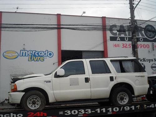 Sucata Ford F250 Tropical Mwm Peças Motor Cabeçote Lataria