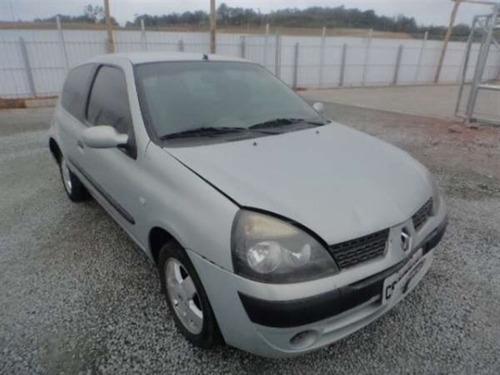 Sucata Renault Clio Expression 1.0 2003 ( Somente Em Peças )