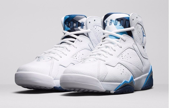Nike Air Jordan 7 Retro French Blue