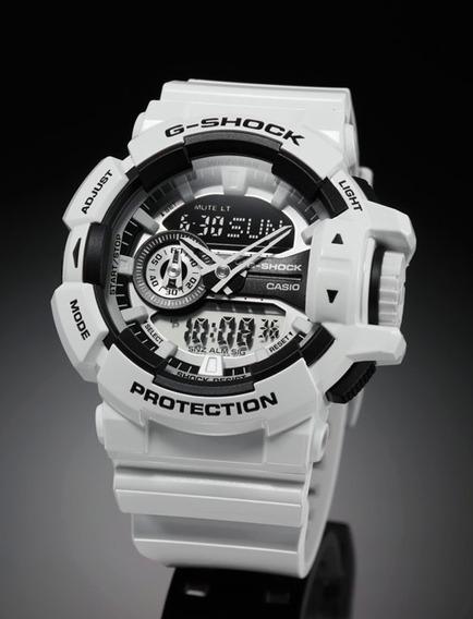 Relogio Casio G-shock Ga-400-7a Ga400 ( Em S.p ) Gba-400