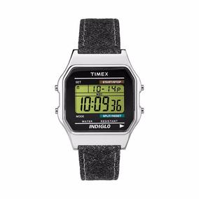 Relógio Timex Heritage Prata