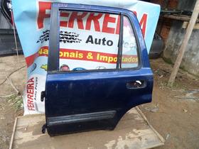 Porta Traseira Esquerda Da Honda Crv 2000