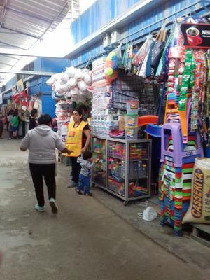 Vendo O Traspaso Puesto En Mercado Sarita Colonia