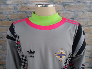 Camisa adidas Futebol Shirt Goleiro Irlanda Do Norte - Eire