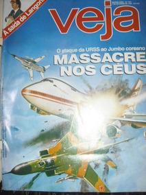 Veja Nº783 - 7/9/83 -lauro Corona / Fabio Jr / Fischer