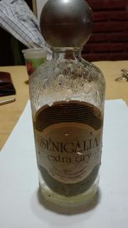 Frasco Perfume Antiguo.senigalia,loción 175 Cc.18 Cms Altura