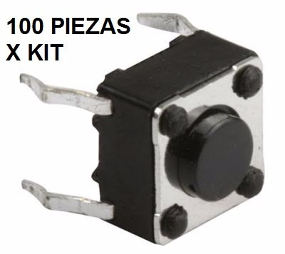 Switch boton pulsador