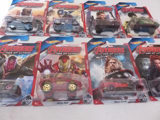 Hot Wheels Avengers Age Of Ultron 2015