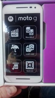 Celular Motorola Moto G 3ra Generacion Libre. Nuevo