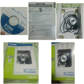 Web Cam D-link Dsb C120 Usb 1.1