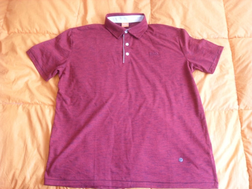 Polera Hugo Boss Orange Label Nueva Original