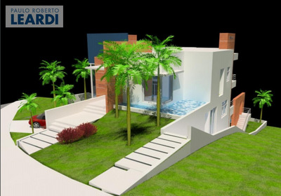 Terreno Em Condomínio Condomínio Arujá Verdes Lagos - Arujá - Ref: 499269