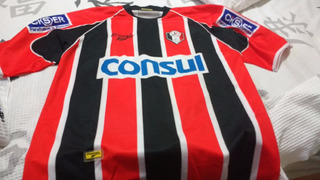 Camisa Joinville, Rhumell, 2005, G !