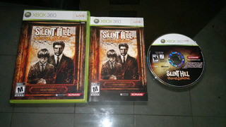 Silent Hill Homecoming Completo Para Xbox 360,excelente