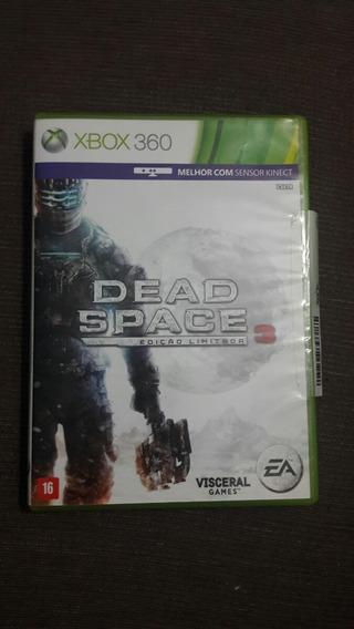 Dead Space 3 Edição Limitada ( Xbox360 Mídia Física )