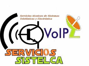 Servicio Técnico En Redes Telefónicas, Datos Y Electrónica