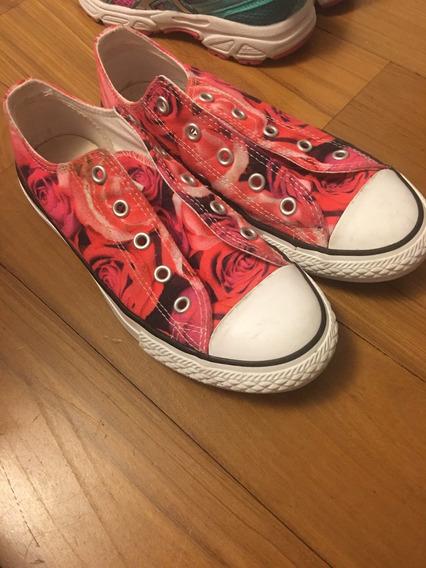 Vendo Zapatillas Converse De Nenas!!