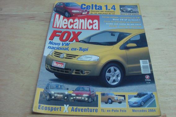 Revista Oficina Mecanica 204 / Ecosport Adventure Celta Vw