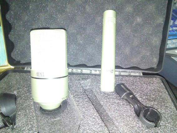 Mic Condenser Xlm 990 X 991 Semi Novo