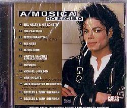 Cd A Musica Do Seculo Vol 08 (novo-lacrado)