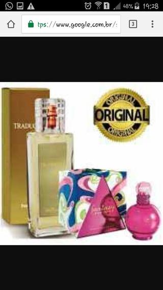 Perfume Fantasy Hinode Traduções Gold