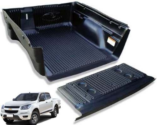 Protetor De Caçamba Completo S10 Cabine Dupla 2012 2021