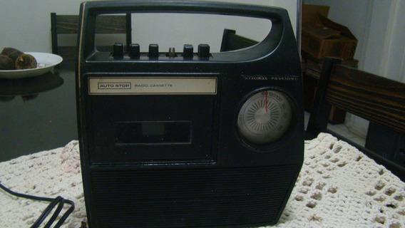 Rádio Cassete National Panasonic , Raro , Ler Descrição
