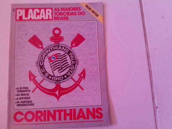 Revista Placar Corinthians - As Maiores Torcidas Do Brasil