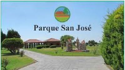 Parcela En Cementerio Privado Parque San Jose