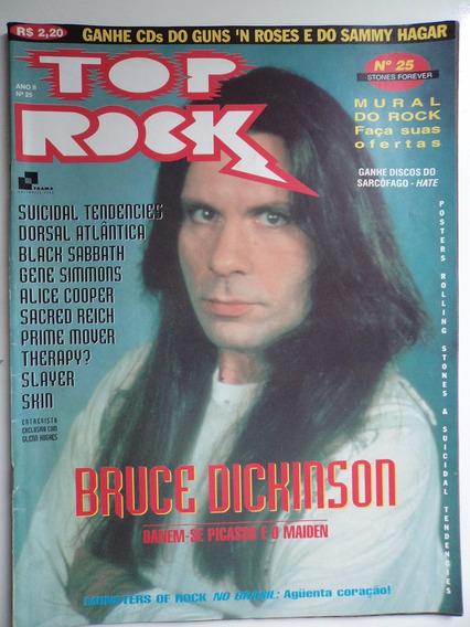 Revista Top Rock - N 25