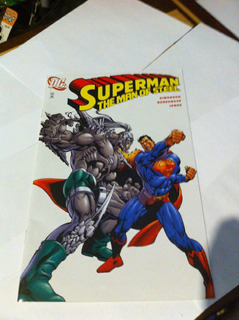 Revista Hq Superman Doomsday Is Here!