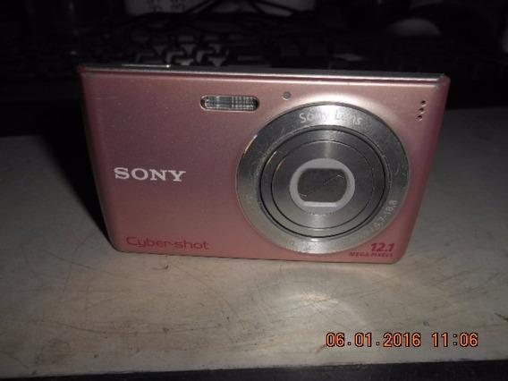 Câmera Dsc-w510 Sony Cyber-shot 12.1mp (830)