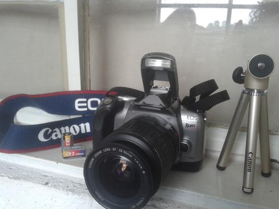 Câmera Canon Eos Rebel T2