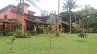 Ref.: 17545 - Casa Condomínio Fechado Em Sao Sebastiao, No Bairro Baleia - 4 Dormitórios