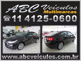 Novo Cruze Sedan Lt 1.4 Turbo 17/17 0km Pronta Entrega R7 C