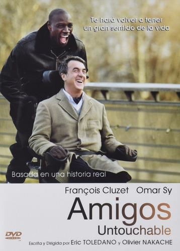 Amigos Untouchable Francois Cluzet Pelicula Original Dvd