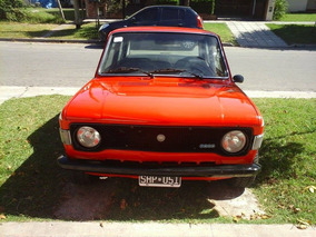 Fiat Iava 1300tv 1974 Impecable
