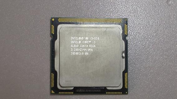 Processador Intel I3 Core 550 3,2ghz/4mb Somente 90,00!!